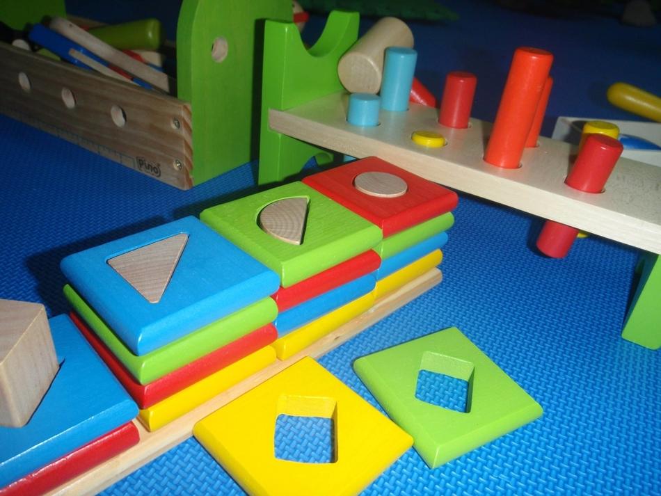 Igračke za ranu stimulaciju