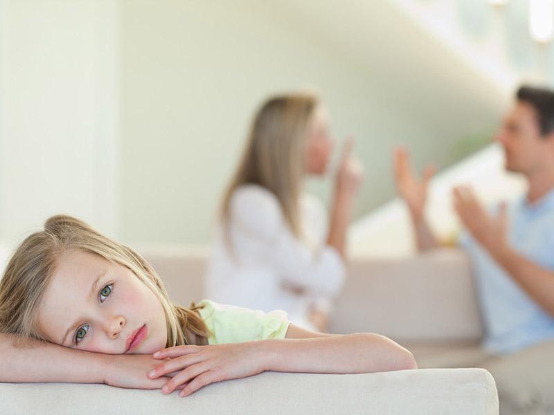 Kako zaštiti dete od atmosfere koju donsi razvod?