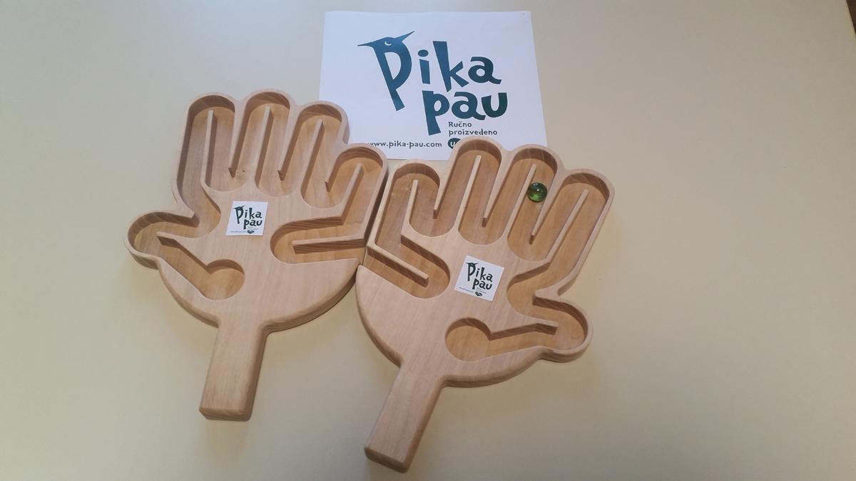pika pau